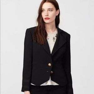 NWT Women's Angled Military Blazer Jacket RRR